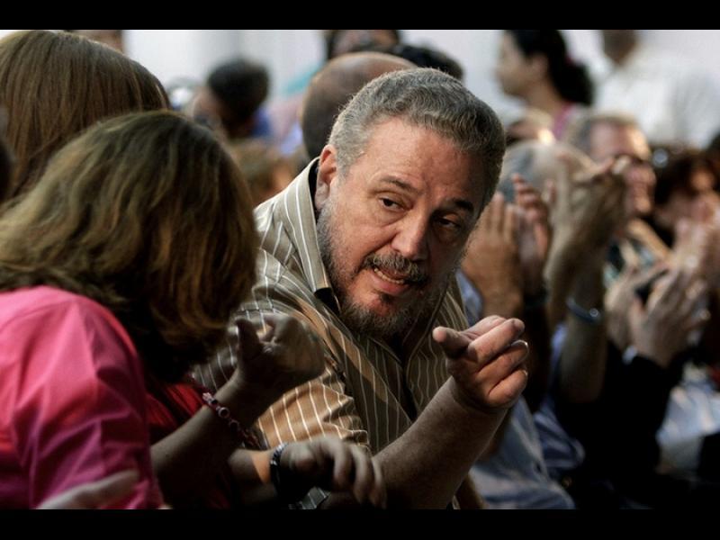 Самоуби се първородният син на Фидел Кастро
