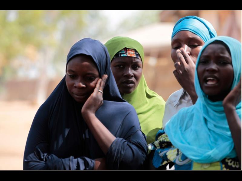 "Освободиха 76 ученички, отвлечени от ""Боко Харам"""
