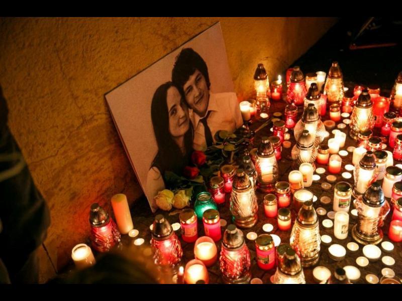Полицията търси убийците на словашки разследващ журналист