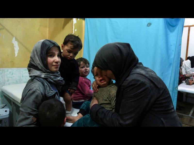 ООН прие резолюция за 30-дневно примирие в Сирия