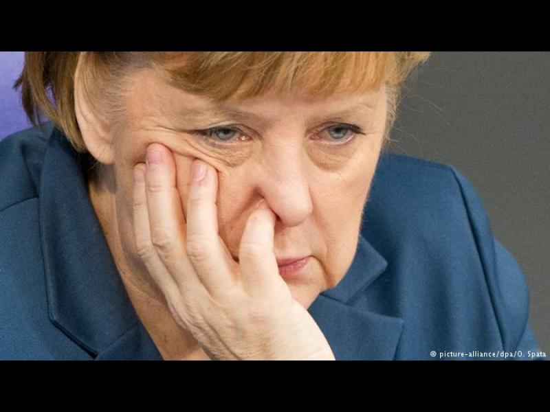 Германските медии: Меркел подари правителство на социалдемократите