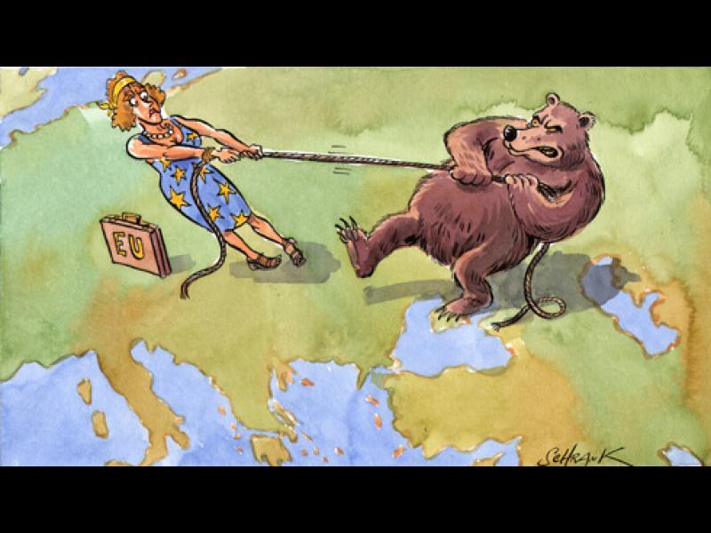 Жителите на ЕС не броят Русия за европейска държава