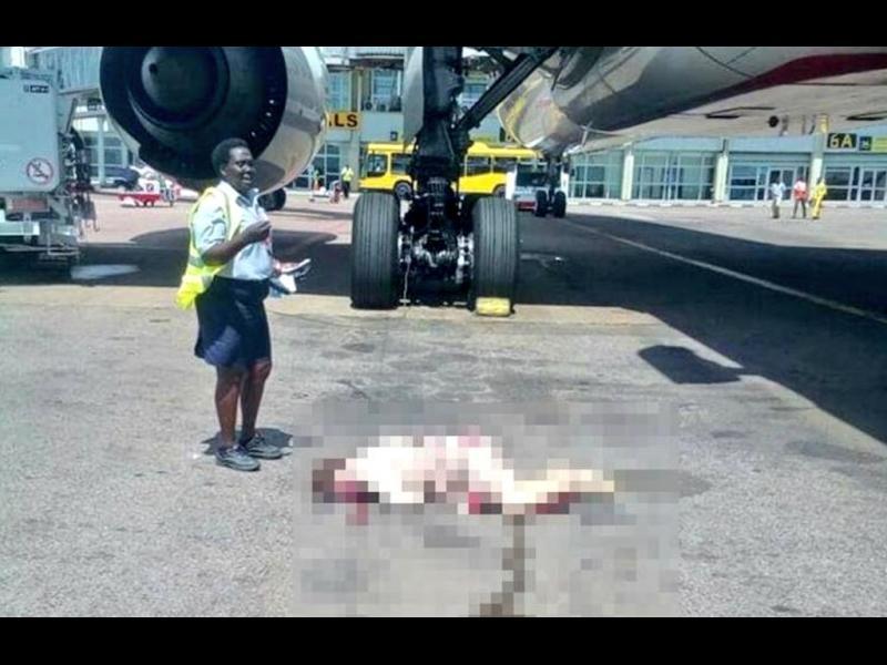 Българска стюардеса почина след падане от самолет - картинка 1