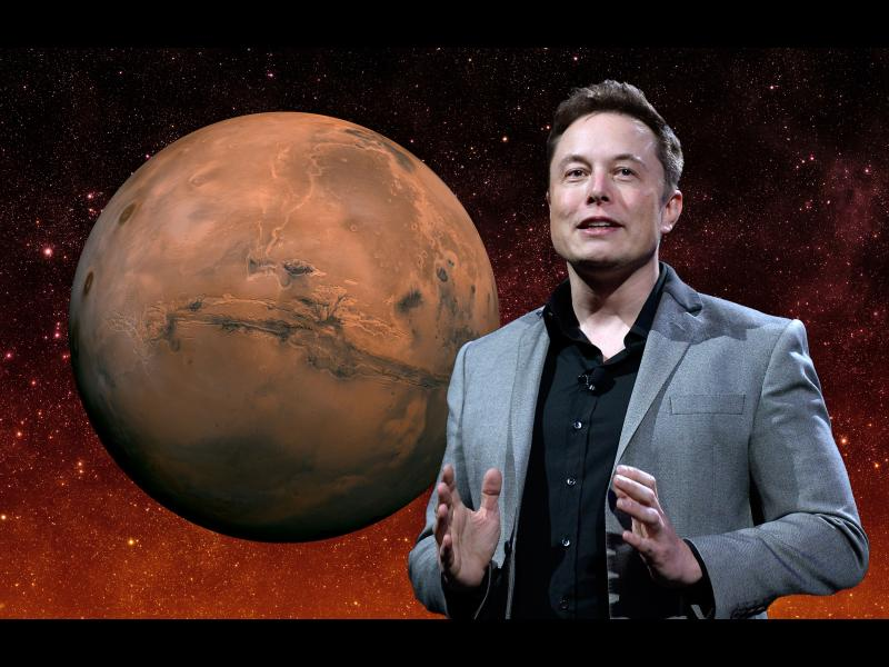 Илън Мъск: Космическият кораб за Марс ще бъде готов следващата година (видео)