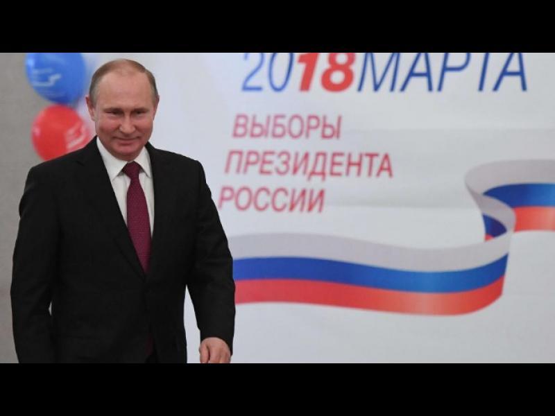 Прогноза: Путин ще управлява до 2024 г. с гласовете на 74% от руските избиратели