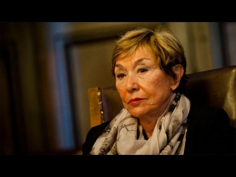 Юлия Кръстева отрече да е била агент на ДС