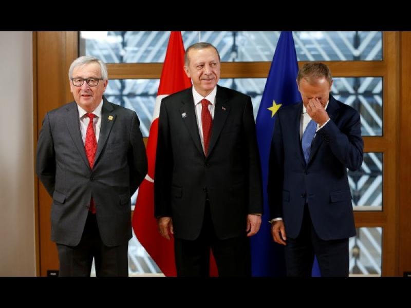 Срещата ЕС - Турция във Варна била в името на диалога