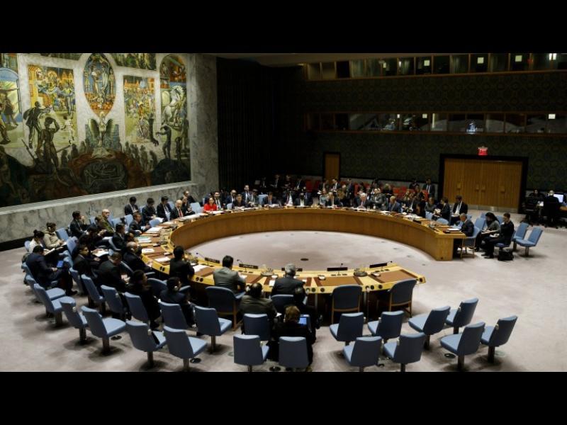 Германия поиска място в Съвета за сигурност