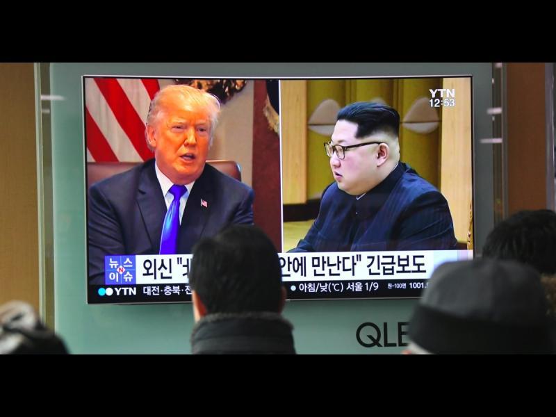 Предстои историческа среща на Тръмп с Ким Чен Ун