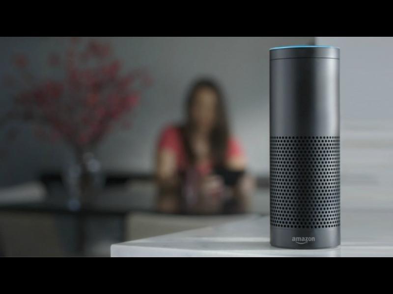 Гласовият асистент Alexa се смее на собствениците си - картинка 1