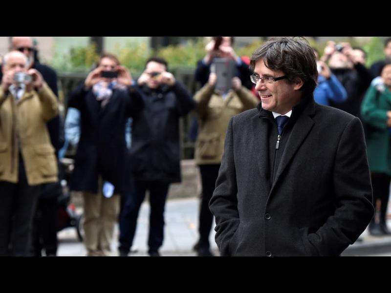 Германия арестува бившия лидер на Каталуния