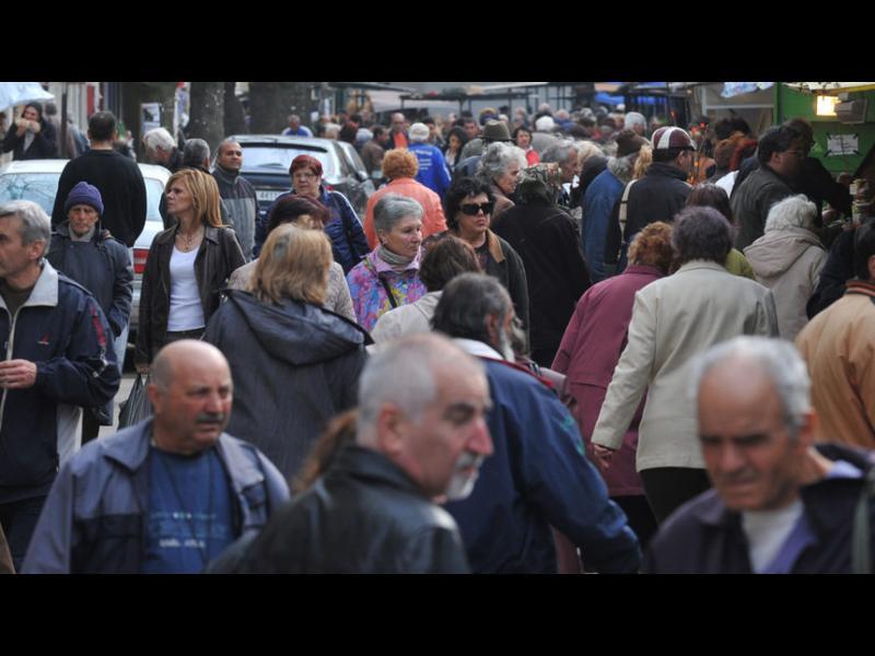Прогноза: Населението на България ще намалее с около 20% до 2040 г