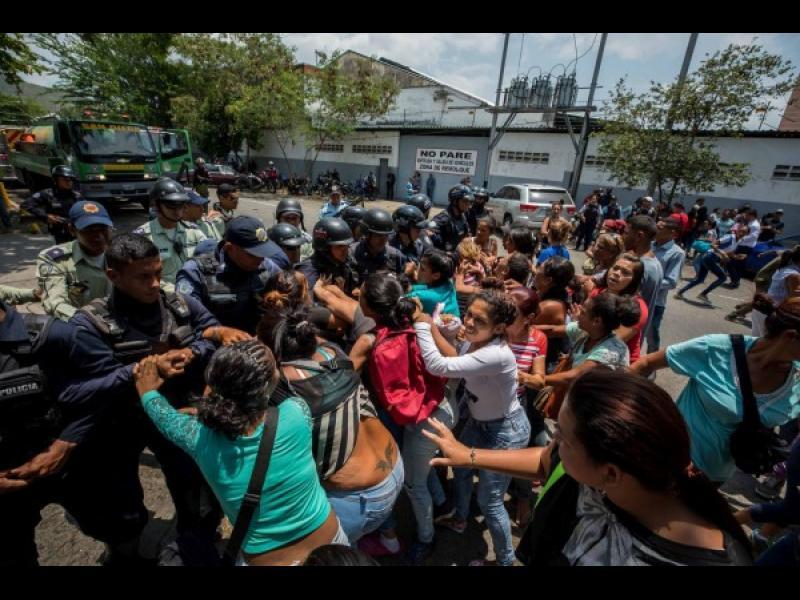 Десетки жертви при пожар във венецуелски арест