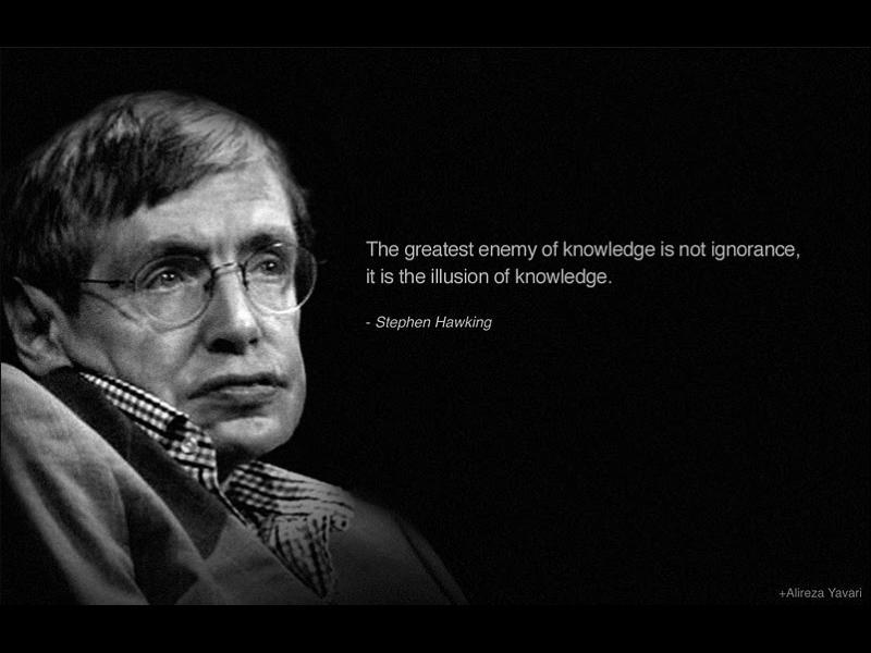 Почина физикът Стивън Хокинг