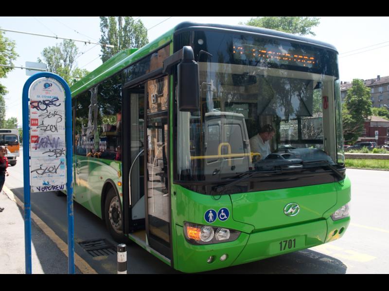 Първите електрически автобуси ще тръгнат в София до края на годината - картинка 1