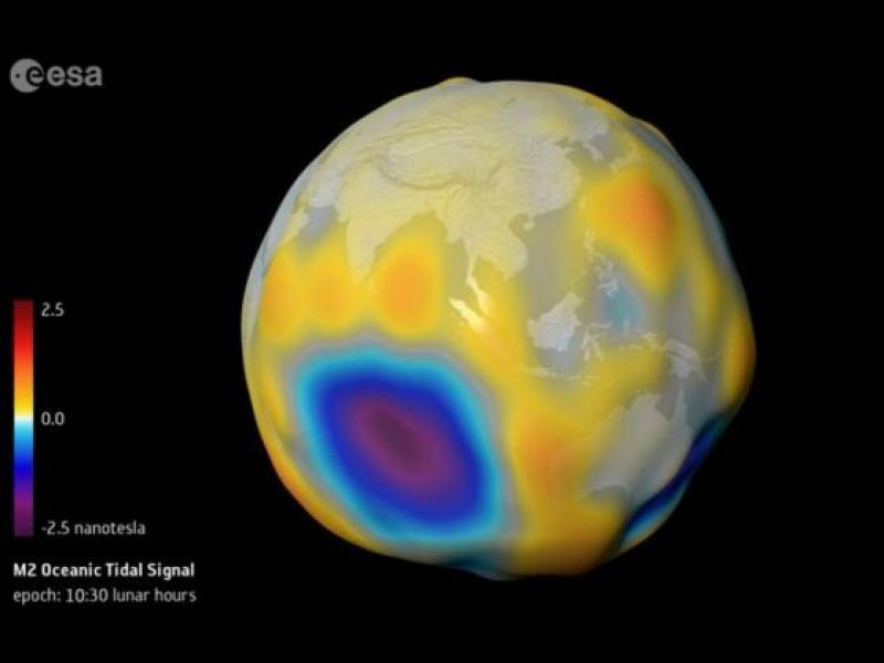 Земята има и второ магнитно поле (видео)