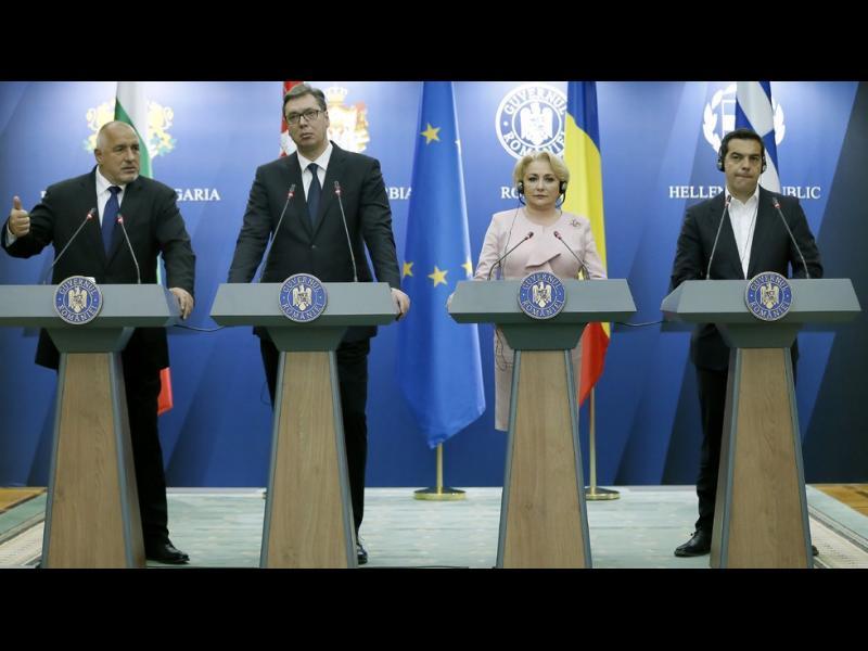 България и три съседни страни ще предложат общи проекти на Китай
