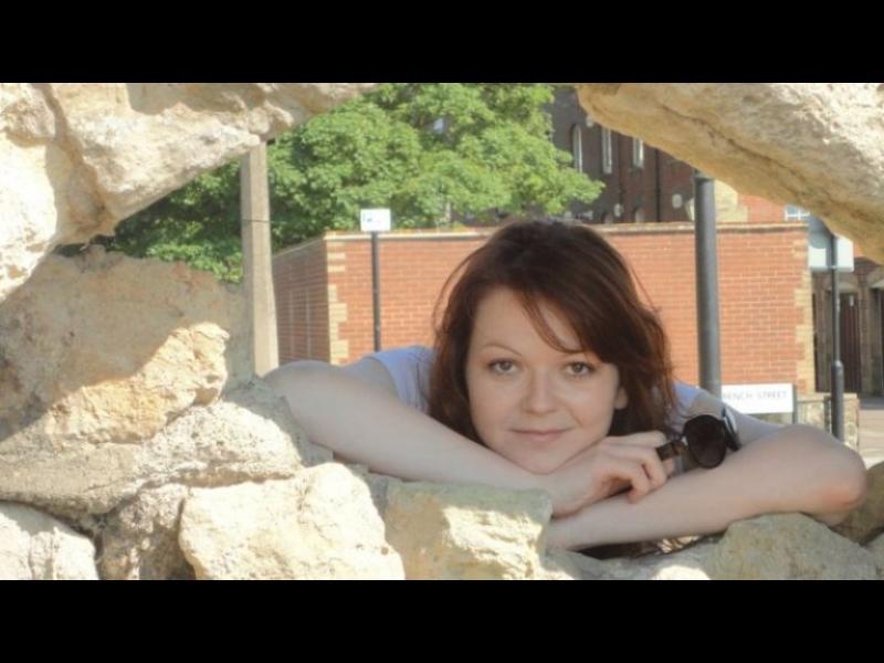 Юлия Скрипал: Не искам да се срещам нито с руски дипломати, нито с моята братовчедка