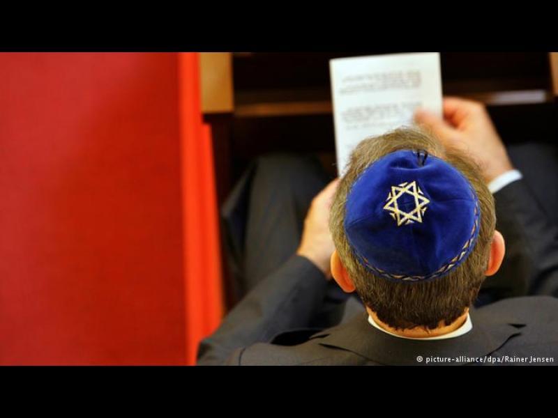 Антисемитизмът е част от Германия. И от Европа