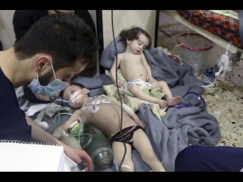 Русия кани експерти да търсят химикали в сирийския град Дума