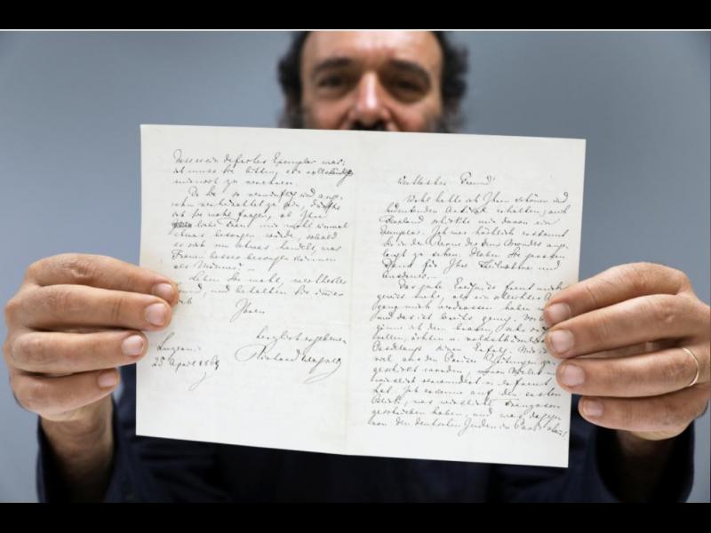 Живеещ в Швейцария евреин даде 42 хиляди долара за антисемитско писмо на Вагнер