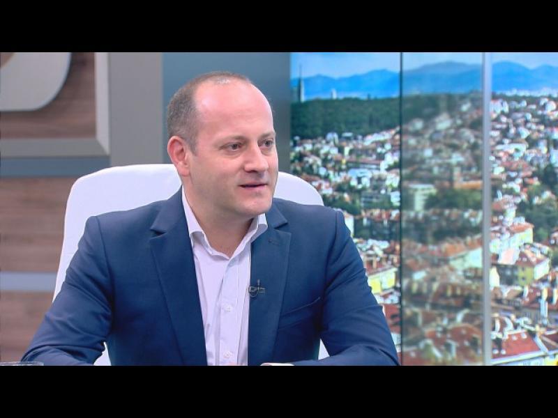 """Радан Кънев: """"Демократична България"""" е добра основа за нещо много сериозно"""
