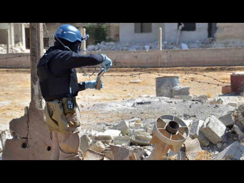САЩ: Русия и Асад заличават следите от химическата атака в Дума