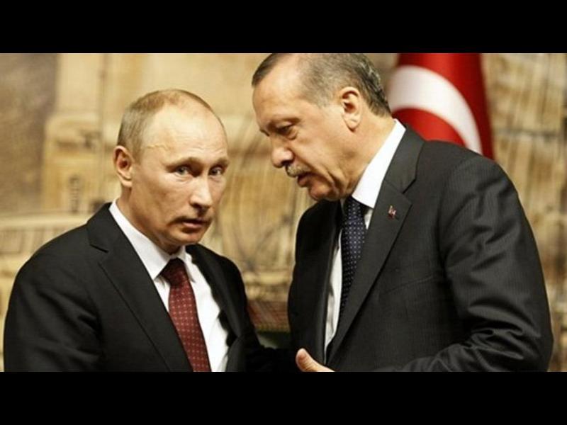"""Срещата Путин - Ердоган: """"Не се събират, за да се оплакват от """"вероломните си партньори"""""""
