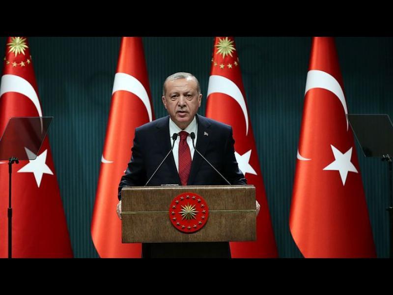 Ердоган бърза с предсрочни избори
