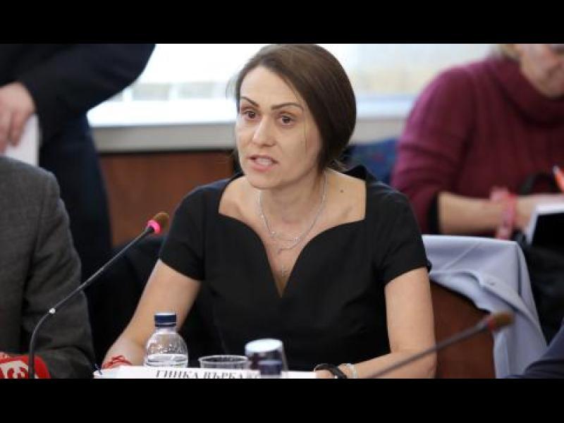 Гинка Върбакова се скри от комисията за ЧЕЗ