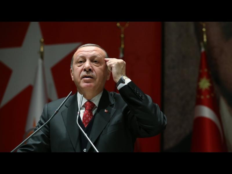 Ердоган: САЩ ще загубят заради решението на Тръмп да излезе от ядрената сделка
