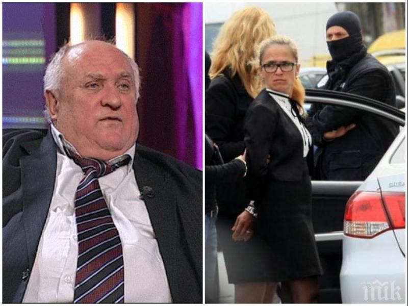 Адв. Марковски: Иванчева не е нарушила закона, работейки от ареста