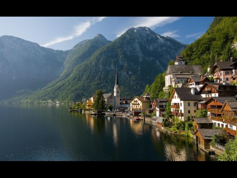 Най-странните градове в света /СНИМКИ/