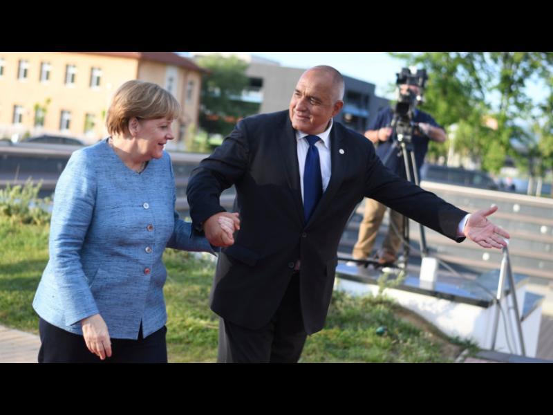 Лидерите на ЕС се събраха на неформална вечеря София