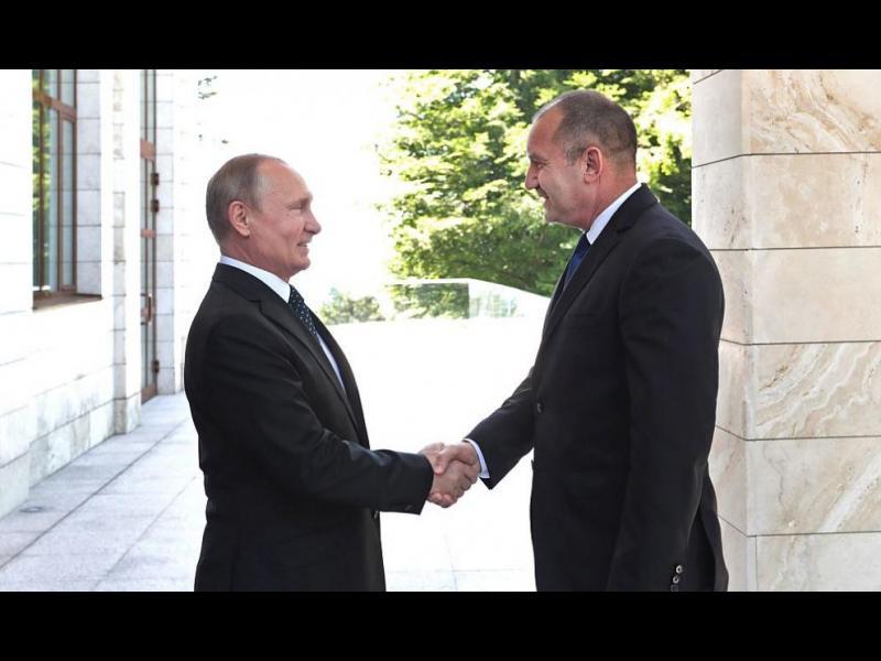 """""""Росийская газета"""": Путин и Радев решиха да възстановят диалога между Русия и България"""