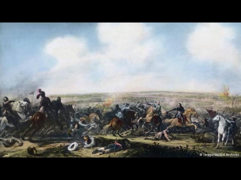 Войната, която роди Европа