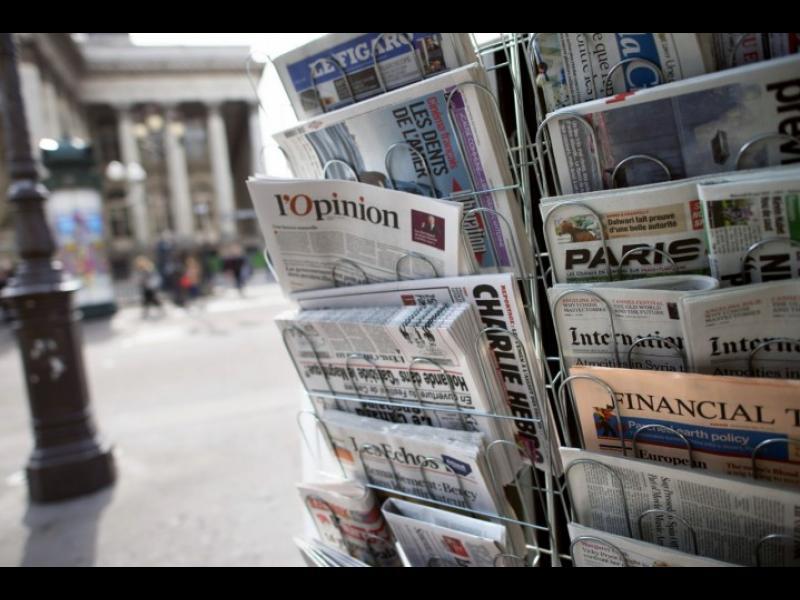 ЕП предлага собствениците на медии да не участват в обществени поръчки