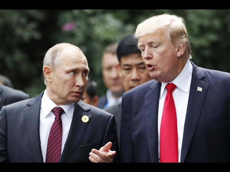 Путин е наредил да се помага за избирането на Тръмп, реши сенатска комисия