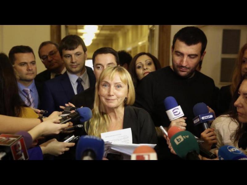 Публикувано във факти.бг: Елена Йончева осъди Бойко Борисов и ГЕРБ