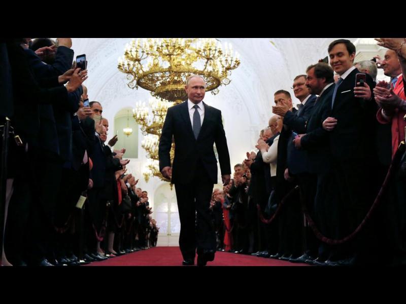 Германски министър: Свободата в Русия умира