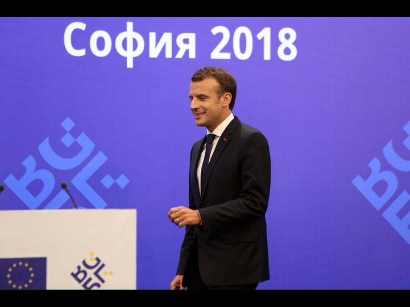 Макрон: Да свържем Западните Балкани с ЕС. Иначе ще се обърнат към Русия или Турция