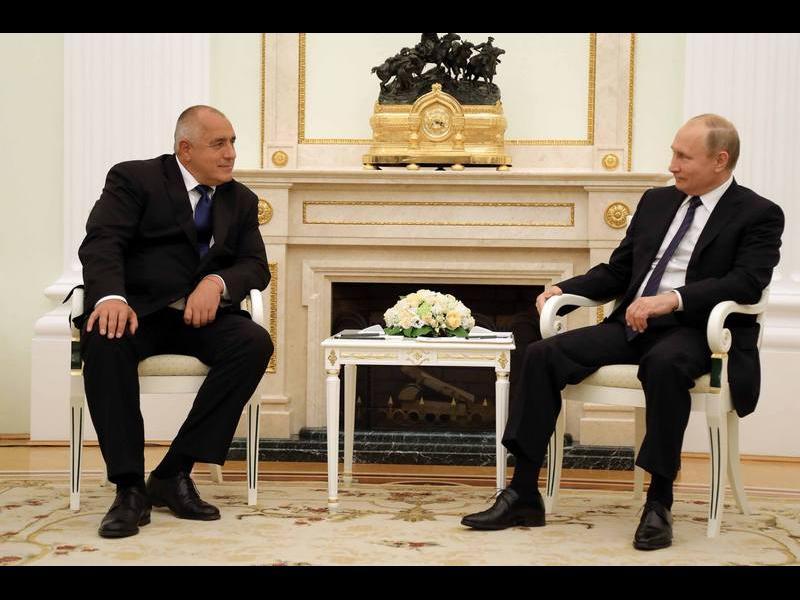 Бойко Борисов съкрати визитата в Москва и се прибра