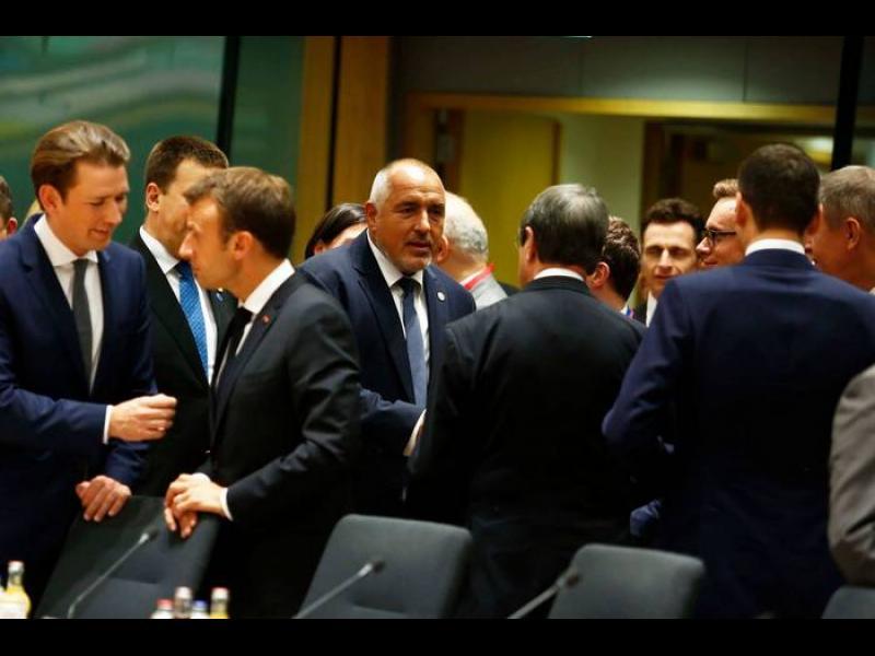 Борисов в Брюксел: Казвах на колегите да учат география повече, да четат