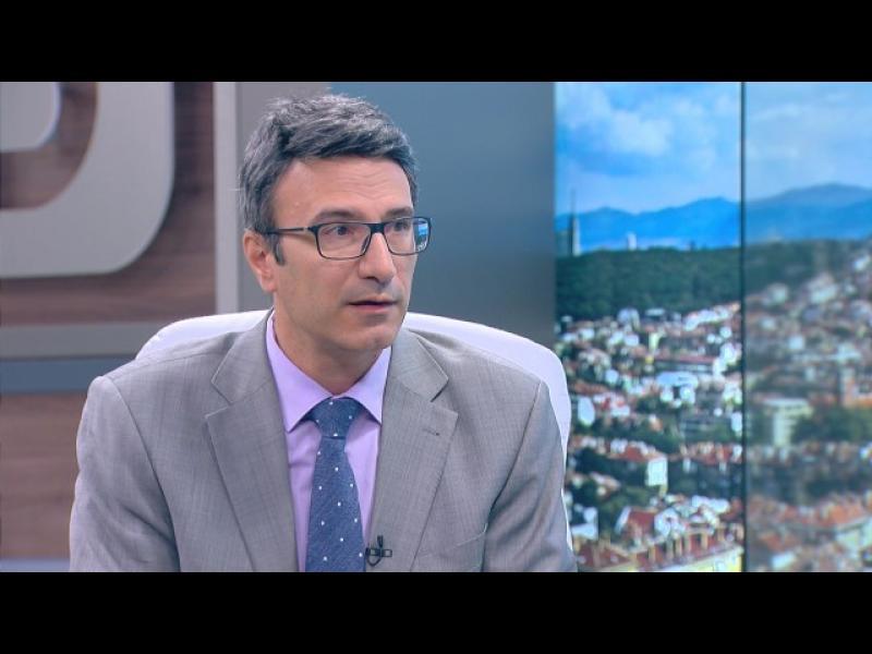 "Трайчо Трайков: ""Турски поток"" е политическа хрумка заради Украйна"