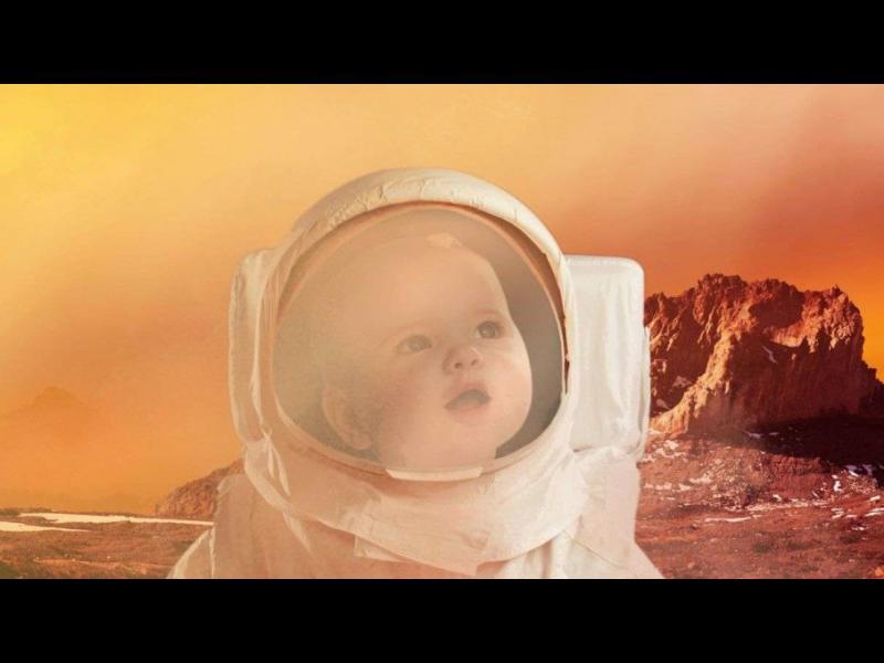Бебета, родени на Марс: Нов вид хора или само големи проблеми? (видео)