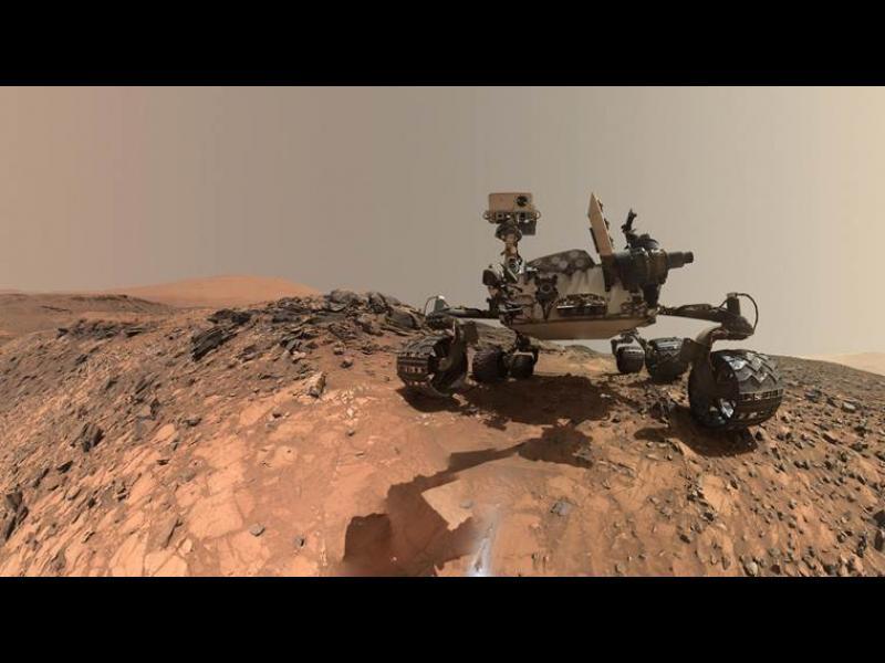 НАСА разкри доказателства за органични съединения на Марс