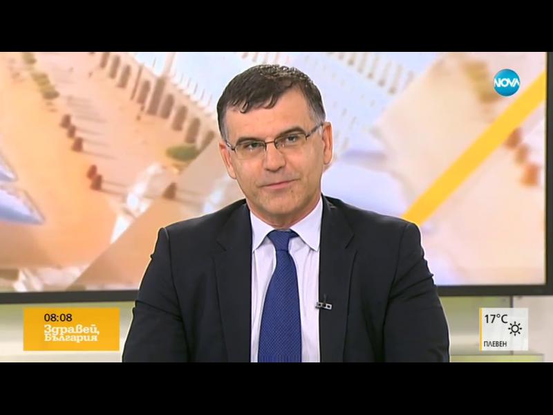 Симеин Дянков: Сега е единственият момент за еврозоната
