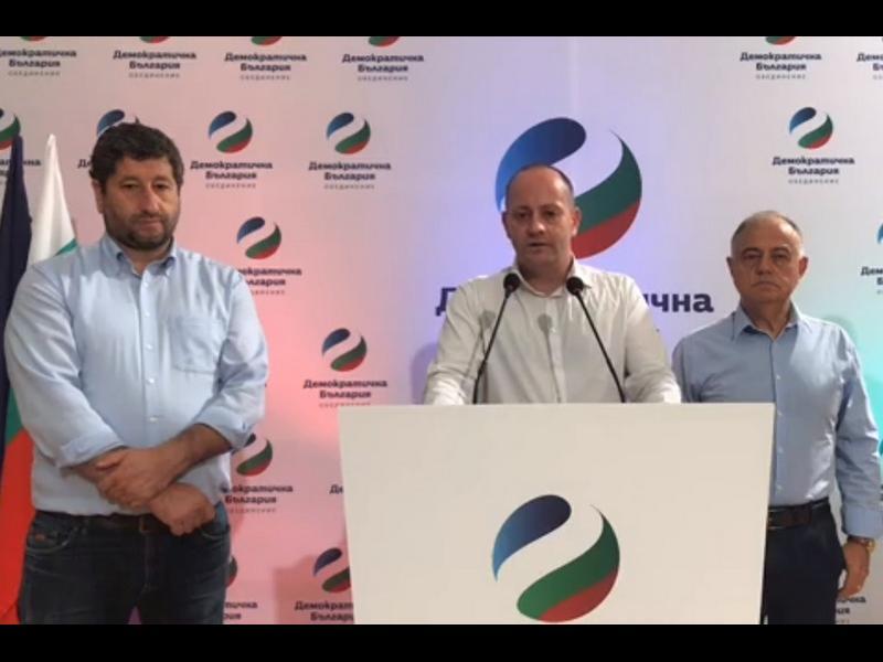 Радан Кънев: Парите от ЕС да не минават през корумпираната държава