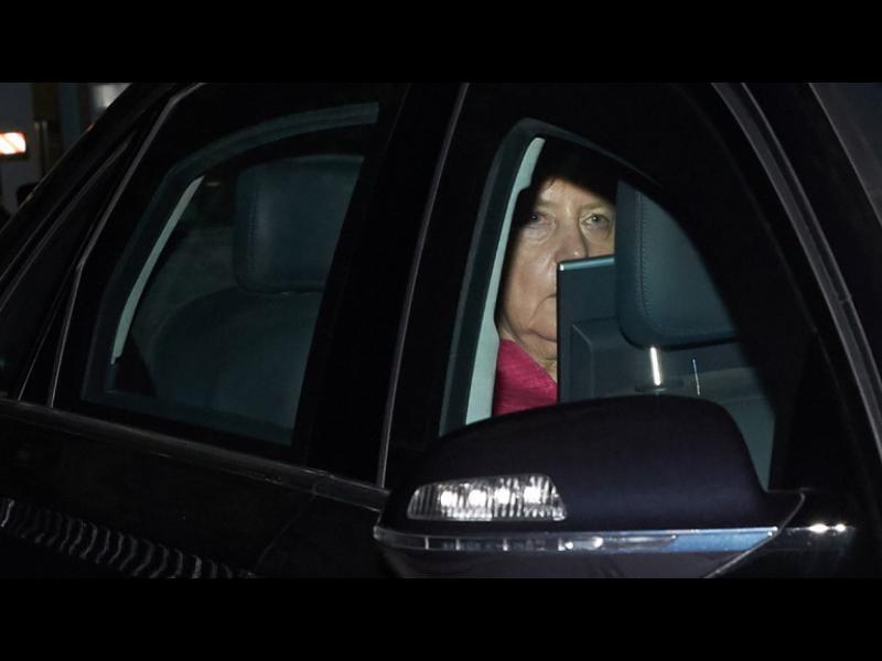 Съдбата на Меркел е под въпрос