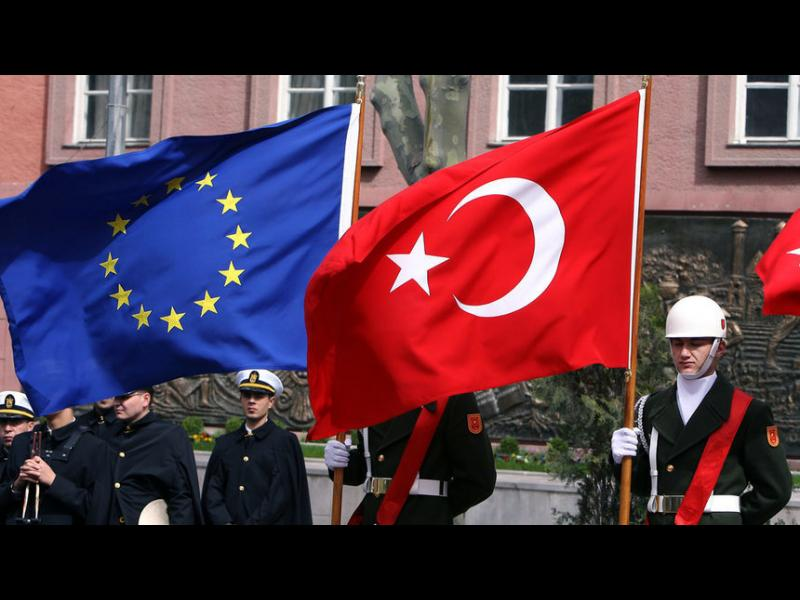 Преговорите за еврочленство на Турция са в мъртва точка